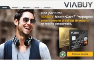 Viabuy: Opinioni Carta di Credito Prepagata?