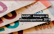 Naspi 2019 Requisiti, Durata, Richiesta: Guida Completa